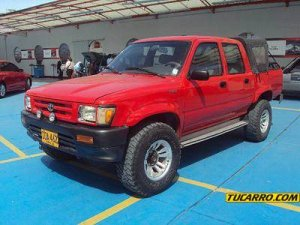 Toyota Hilux 1994, Manual, 2,4 litres