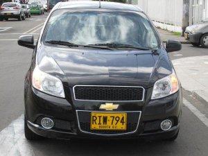 Chevrolet Aveo 2012, Manual, 1,6 litres