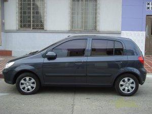 Hyundai Getz 2009, Automática, 1.4 litres