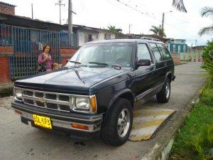 Chevrolet Blazer 1993, Manual, 4.3 litres