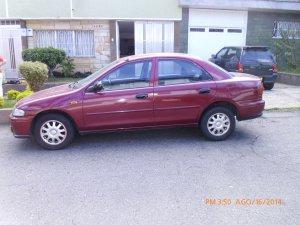 Mazda MPV 1997, Manual, 1,3 litres