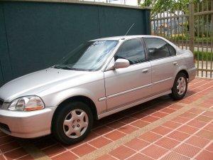 Honda Civic 1998, Automática, 1,6 litres