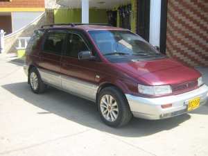 Mitsubishi Space Wagon 1994, Manual, 1,8 litres