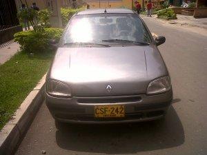 Renault Clio 1998, Manual, 9 litres