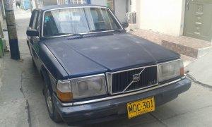 Volvo 440 1982, Automática, 2,3 litres