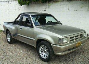 Mazda B-series 1989