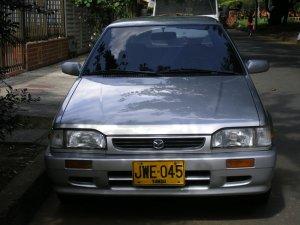 Mazda 323 1999, Manual, 1,3 litres